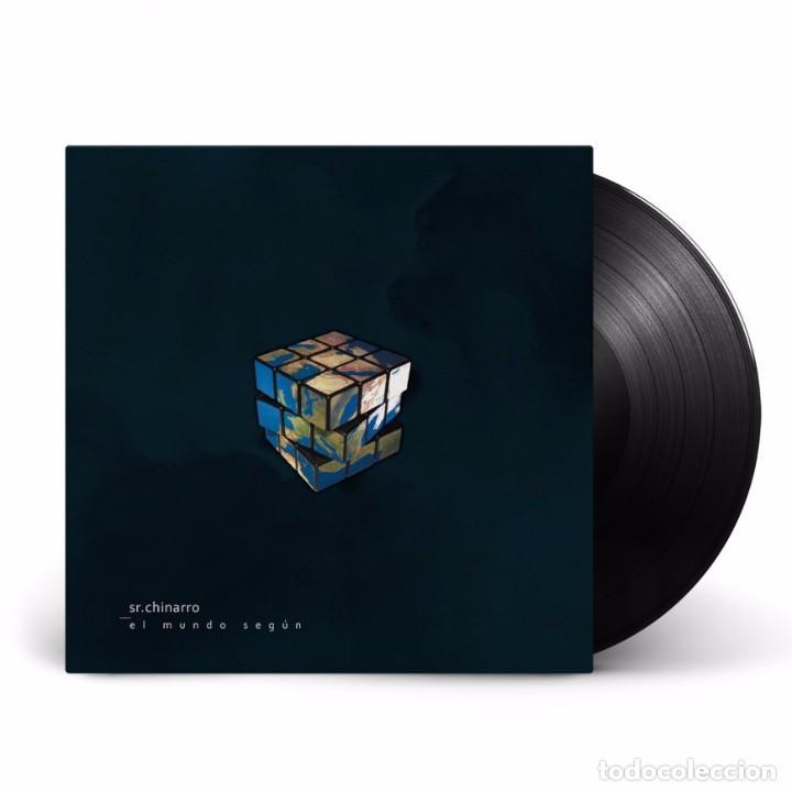 LP SR. CHINARRO EL MUNDO SEGUN VINILO SEVILLA LOS PLANETAS (Música - Discos - LP Vinilo - Grupos Españoles de los 90 a la actualidad)