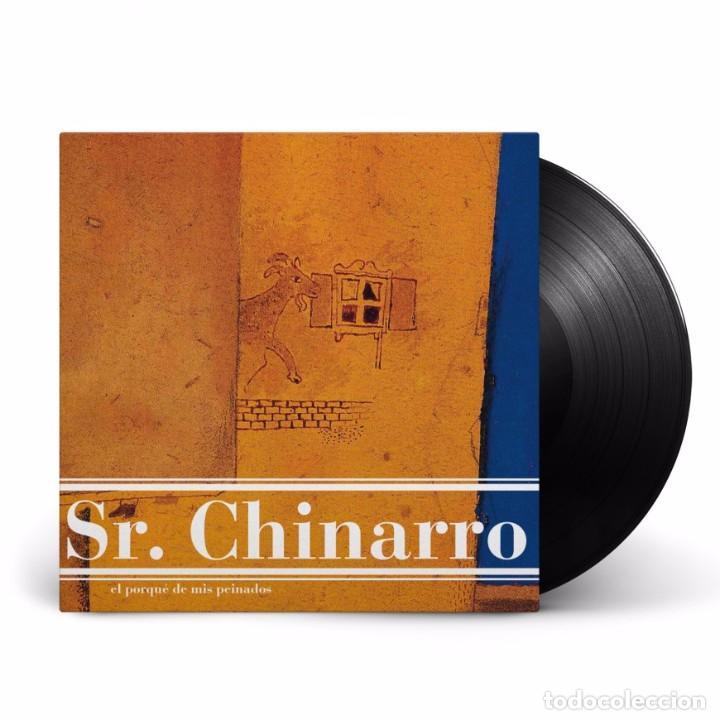 LP SR. CHINARRO EL PORQUE DE MIS PEINADOS VINILO SEVILLA LOS PLANETAS (Música - Discos - LP Vinilo - Grupos Españoles de los 90 a la actualidad)