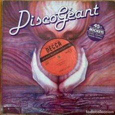Discos de vinilo: ROCKETS : ATOMIC CONTROL [FRA 1977] 12'. Lote 106946635