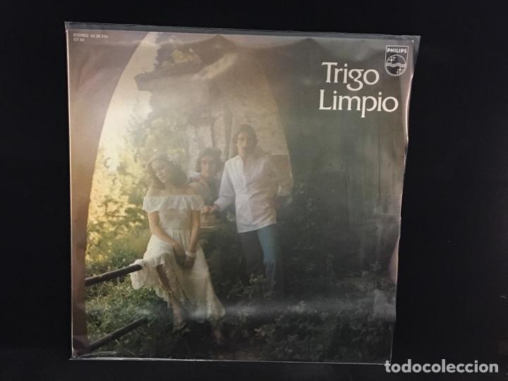 TRIGO LIMPIO - S/T - LP (Música - Discos - LP Vinilo - Grupos Españoles de los 70 y 80)
