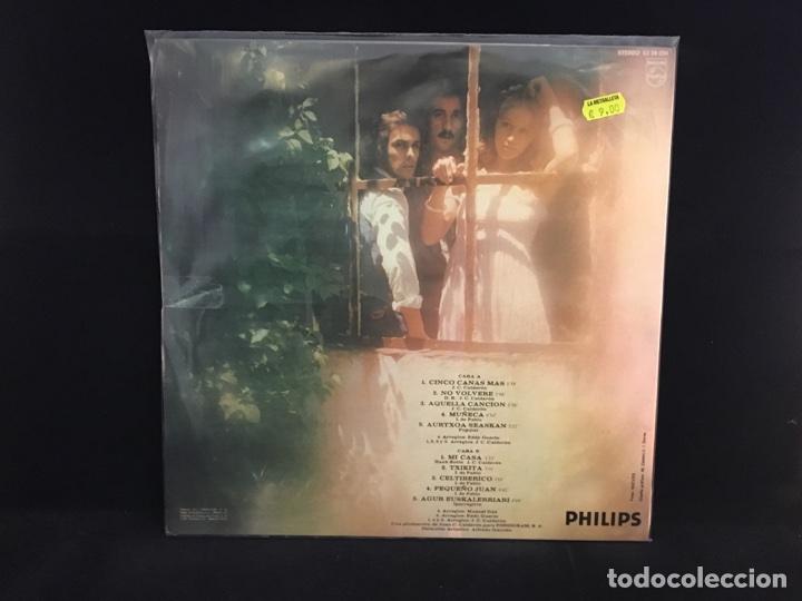 Discos de vinilo: Trigo limpio - s/t - Lp - Foto 2 - 176053948