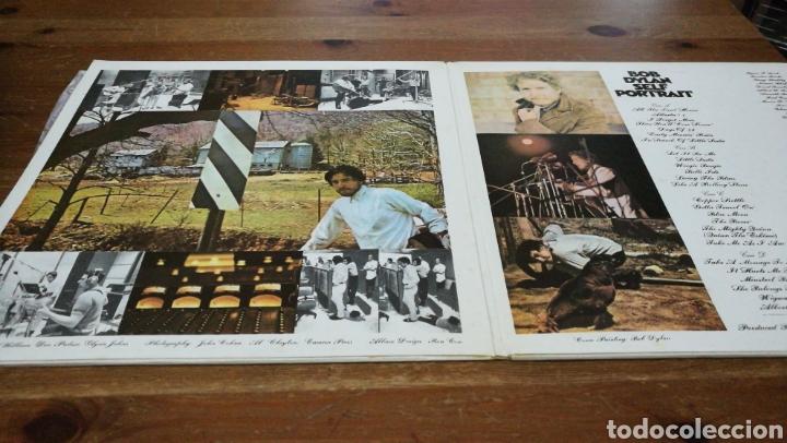 Discos de vinilo: Bob Dylan - Autoretrato - Foto 2 - 106960847