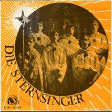 Discos de vinilo: LOS NIÑOS CANTORES DE REUTLINGEN - STUTTGART – DIE STERNSINGER - EP SPAIN 1969 - FIDIAS F45-100. Lote 106964931