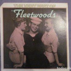 Discos de vinilo: THE FLEETWOODS - THE VERY BEST OF - LP - DOO WOP,VOCAL GROUP - EDICION USA DE 1975.. Lote 106986819