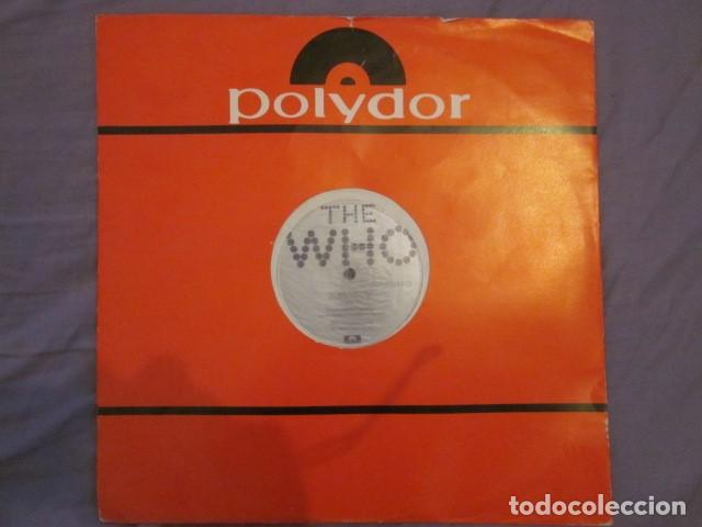 THE WHO - SUBSTITUTE + 2 - MX - EDICION INGLESA - VER FOTOS ADICIONALES. (Música - Discos de Vinilo - Maxi Singles - Pop - Rock Internacional de los 50 y 60)