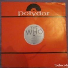 Discos de vinilo: THE WHO - SUBSTITUTE + 2 - MX - EDICION INGLESA - VER FOTOS ADICIONALES.. Lote 106988119