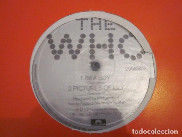 Discos de vinilo: THE WHO - SUBSTITUTE + 2 - MX - EDICION INGLESA - VER FOTOS ADICIONALES. - Foto 3 - 106988119