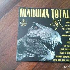 Discos de vinilo: MAQUINA TOTAL 6-2 LP. Lote 107008391