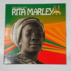 Discos de vinilo: RITA MARLEY. GREATEST HITS. TDKLP. Lote 107030679