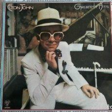 Discos de vinilo: LP ELTON JOHN - GREATEST HITS, EMI-ODEON, 1974. Lote 107037083