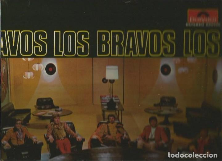 LOS BRAVOS LP SELLO POLYDOR EDITADO EN MEXICO AÑO 1969 (Música - Discos - LP Vinilo - Grupos Españoles 50 y 60)