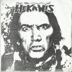 Discos de vinilo: THE HEKAWIS SINGLE SHAKE / I'M A ROLLING STONE AUSTRALIA 2001 /3. Lote 107068163