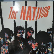 Discos de vinilo: THE NATIVOS: SHE BELONGS TO ME. MINI LP PRODUCIDO POR PAUL COLLINS. Lote 107074711