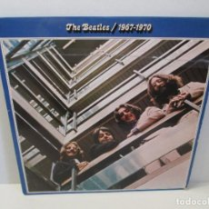 Discos de vinilo: THE BEATLES 1967-1970. 2 LP VINILO EMI ODEON APPLE RECORDS 1973. VER FOTOGRAFIAS ADJUNTAS. Lote 107080075