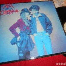 Discos de vinilo: ALEX Y CHRISTINA CRISTINA LP 1988 WEA SPAIN ESPAÑA. Lote 107098019