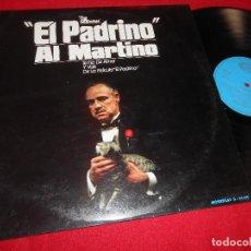 Discos de vinilo: PETE DE ANGELIS EL PADRINO THE GODFATHER BSO OST LP 1972 MOVIEPLAY SPAIN ESPAÑA. Lote 107101335