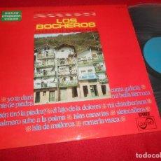 Discos de vinilo: LOS BOCHEROS LP 1969 ZAFIRO SPAIN ESPAÑA. Lote 107101483