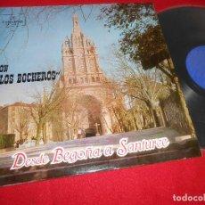 Discos de vinilo: LOS BOCHEROS DESDE BEGOÑA A SANTURCE LP 1967 COLUMBIA SPAIN ESPAÑA. Lote 107101735