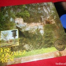 Discos de vinilo: JOSE GONZALEZ ''PRESI'' LP 1973 COLUMBIA SPAIN ESPAÑA ASTURIAS. Lote 107102143