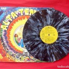 Discos de vinilo: ALTA TENSION EN SOTANO BEAT. ESPECIAL DISEÑO. ARGENTINA 1970...ENVIO INCLUIDO EN EL PRECIO.. Lote 107107683