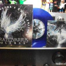 Discos de vinilo: STRATOVARIUS POLARIS SINGLE + CD GERMANY 2009 PEPETO TOP . Lote 107110499