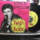 Discos de vinilo: VINCE TAYLOR I LIKE LOVE + 3 EP SPAIN 1992 PDELUXE. Lote 107111239
