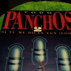 Discos de vinilo: C1--DISCO VINILO SINGEL,LOS PANCHOS 4 CANCIOES. Lote 107133499
