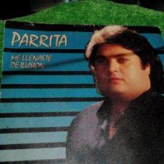 Discos de vinilo: C1--DISCO VINILO SINGEL_PARRITA 2 CANCIONES. Lote 107149663