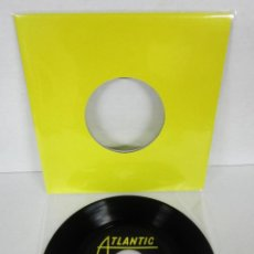 Discos de vinilo: RAY CHARLES - DROWN IN MY OWN TEARS + 3 - EP - ATLANTIC 1962 FRANCE 212050 IN PERSON CARPETA NEUTRA. Lote 107157547