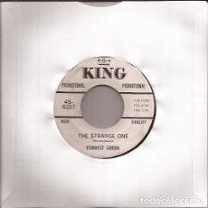 Discos de vinilo: SINGLE- FORREST GREEN KING 6107 USA 196??? DJ COPY PROMO COUNTRY. Lote 107188579