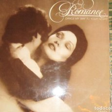 Discos de vinilo: ROMANCE - DANCE MY WAY TO YOUR HEART LP - ORIGINAL ESPAÑOL - BARCLAY RECORDS 1979 -. Lote 107190967