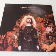 Discos de vinilo: LOREENA MCKENNITT - THE MASK AND MIRROR (LP). Lote 107207959