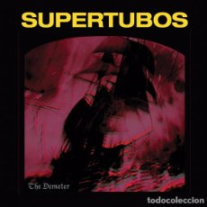 Discos de vinilo: SUPERTUBOS THE DEMETER VINYL SURF SANTANDER. Lote 107213439