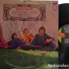 Discos de vinilo: DAVE DEE, DOZY, BEAKY, MICK & TICH- TIME TO TAKE OFF 68, THE LEGEND OF BRITISH PSYC, 1ª EDIC USA, EX. Lote 107219051
