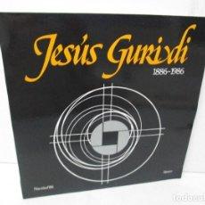 Discos de vinilo: JESUS GURIDI 1886-1986. DIEZ MELODIAS VASCAS. LP VINILO HISPAVOX 1986. VER FOTOGRAFIAS ADJUNTAS. Lote 107225227