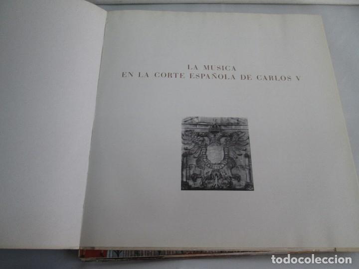 Discos de vinilo: MONUMENTOS HISTORICOS DE LA MUSICA ESPAÑOLA. 4LP VINILO. EL CANTO MOZARABE. MUSICA INSTRUMENTAL ... - Foto 3 - 107227371