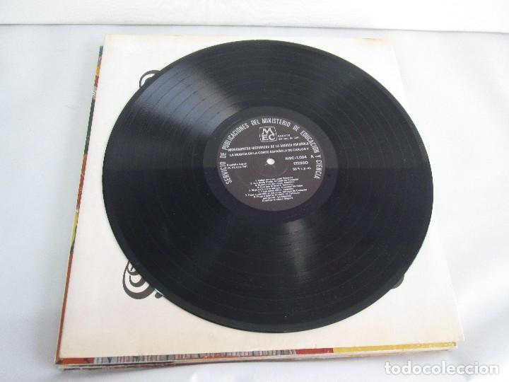 Discos de vinilo: MONUMENTOS HISTORICOS DE LA MUSICA ESPAÑOLA. 4LP VINILO. EL CANTO MOZARABE. MUSICA INSTRUMENTAL ... - Foto 8 - 107227371