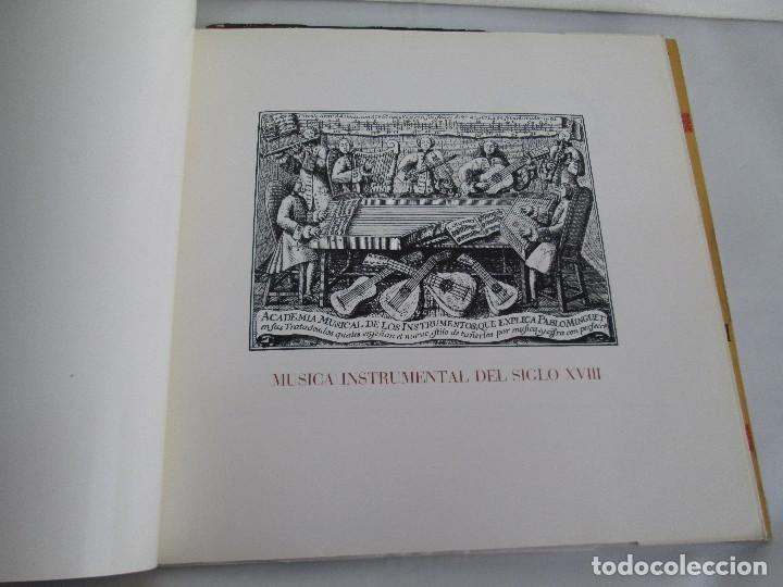 Discos de vinilo: MONUMENTOS HISTORICOS DE LA MUSICA ESPAÑOLA. 4LP VINILO. EL CANTO MOZARABE. MUSICA INSTRUMENTAL ... - Foto 22 - 107227371