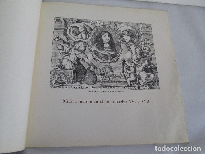 Discos de vinilo: MONUMENTOS HISTORICOS DE LA MUSICA ESPAÑOLA. 4LP VINILO. EL CANTO MOZARABE. MUSICA INSTRUMENTAL ... - Foto 31 - 107227371