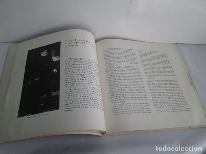Discos de vinilo: MONUMENTOS HISTORICOS DE LA MUSICA ESPAÑOLA. 4LP VINILO. EL CANTO MOZARABE. MUSICA INSTRUMENTAL ... - Foto 33 - 107227371