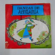 Discos de vinilo: DIELUSTIGEN TANZER. - DANZAS DE ALEMANIA - PALMAR Y DANZAR / POLCA DE LA ESTRELLA. TDKDS9. Lote 107229175