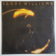 Discos de vinilo: LENNY WILLIAMS SPARK OF LOVE SPAIN 1978 33 RPM. Lote 107238635