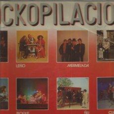 Discos de vinilo: ROCKOPILACION VOL II. Lote 107251731