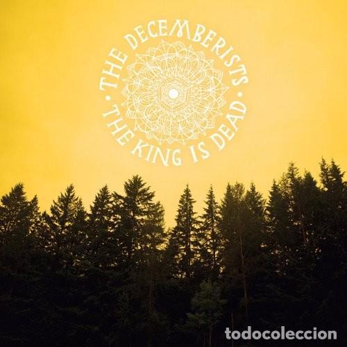 LP THE DECEMBERISTS THE KING IS DEAD VINILO (Música - Discos - LP Vinilo - Pop - Rock Extranjero de los 90 a la actualidad)
