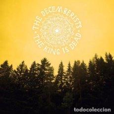 Discos de vinilo: LP THE DECEMBERISTS THE KING IS DEAD VINILO. Lote 107256327