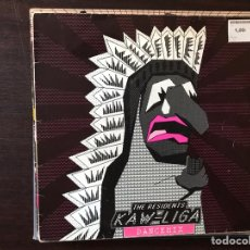 Discos de vinilo: KAW-LIGA. THE RESIDENTS. Lote 107295683