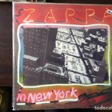 Discos de vinilo: IN NEW YORK. FRANK ZAPPA. Lote 107296326