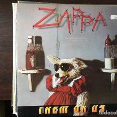 Discos de vinilo: THEM OF US. FRANK ZAPPA. Lote 107299947