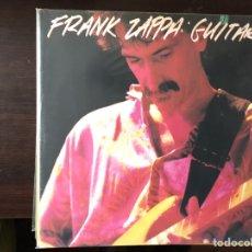 Discos de vinilo: FRANK ZAPPA: GUITAR. Lote 107300060