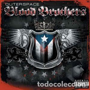 BLOOD BROTHERS - OUTERSPACE – DOBLE LP VINILO (Música - Discos - LP Vinilo - Rap / Hip Hop)